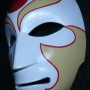Amon for Avatar the legend of Korra Mask Left Side