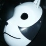 Anbu Leaf Village 3 Cosplay Mask Left Side