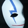 Hei Dark Than Black Cosplay Mask Right Side