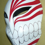 Ichigo Bleach Mask Left Side