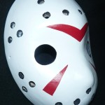 Jason Cosplay Mask Right Side