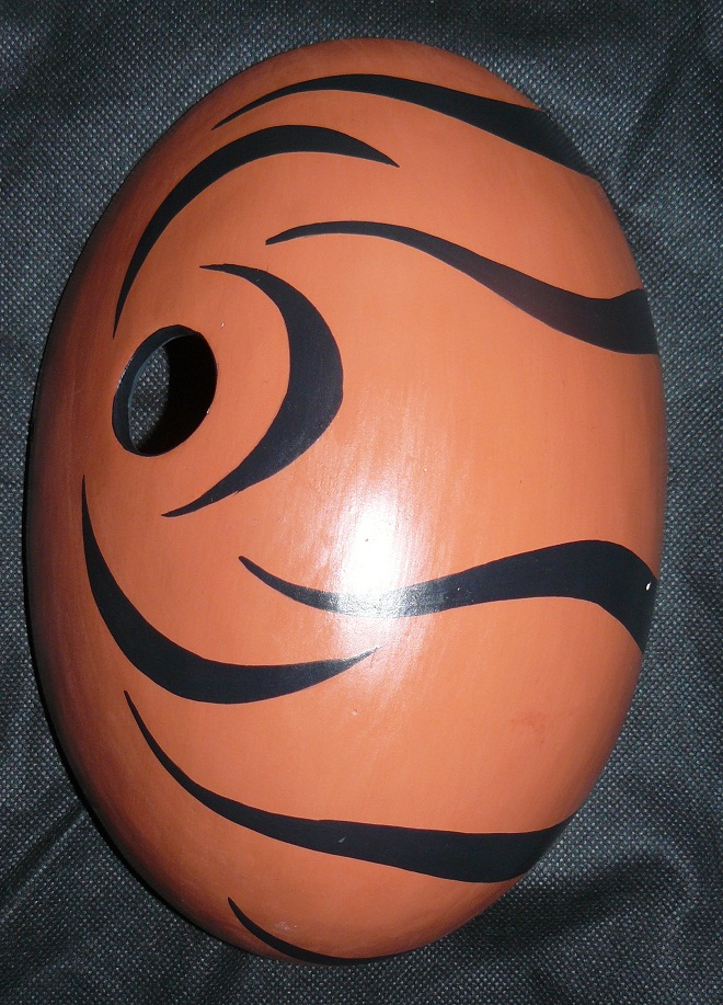 obito tobi flame pattern mask cosplay mask the best